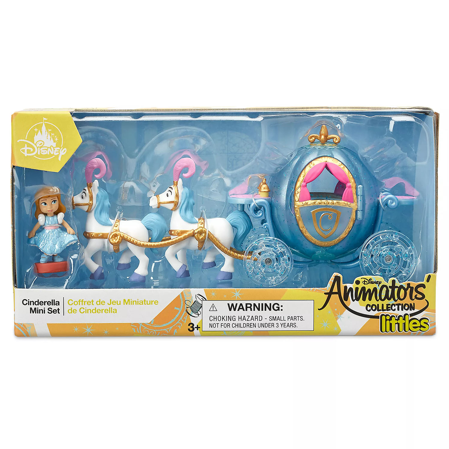 Cinderella Mini Playset Disney Animators' Collection