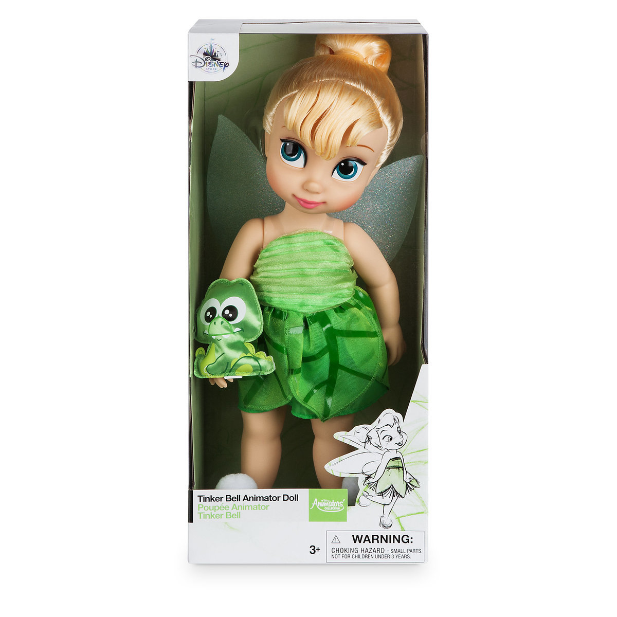 Disney Fairies Animators' Collection Tinker Bell Doll