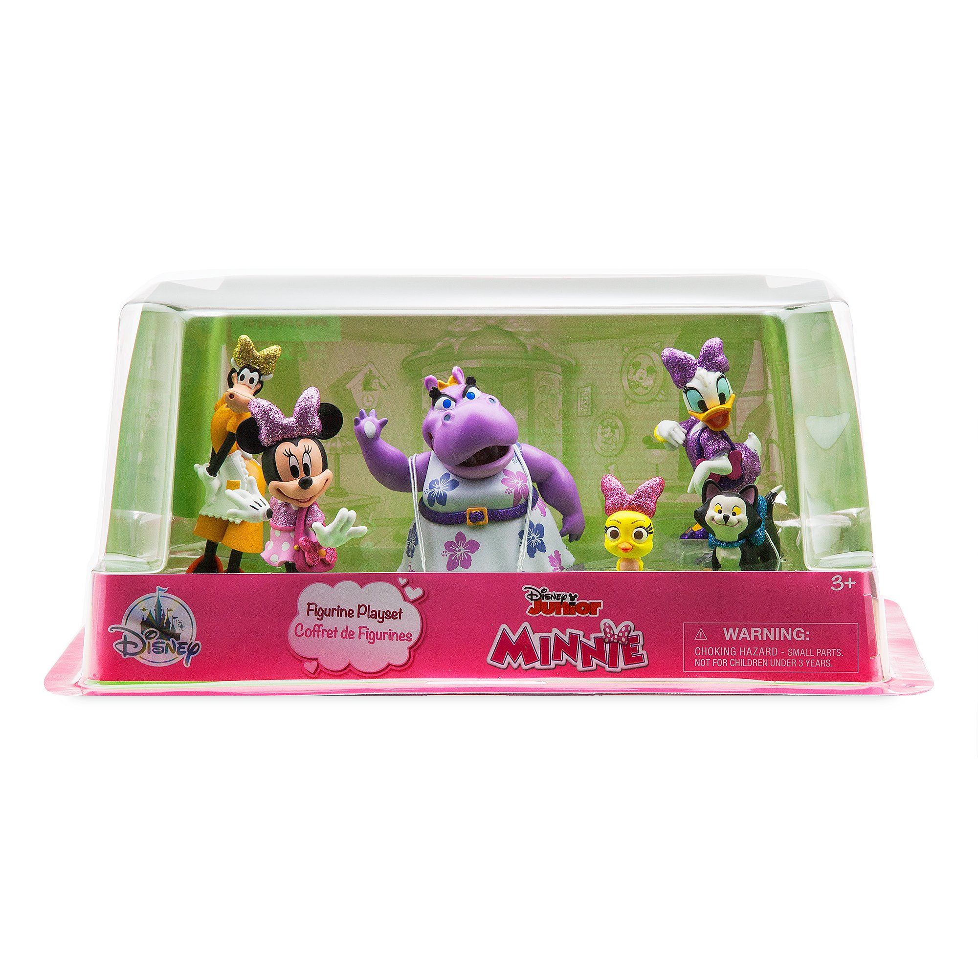 Minnie Mouse Happy Helpers Figure Play Set Disney Store