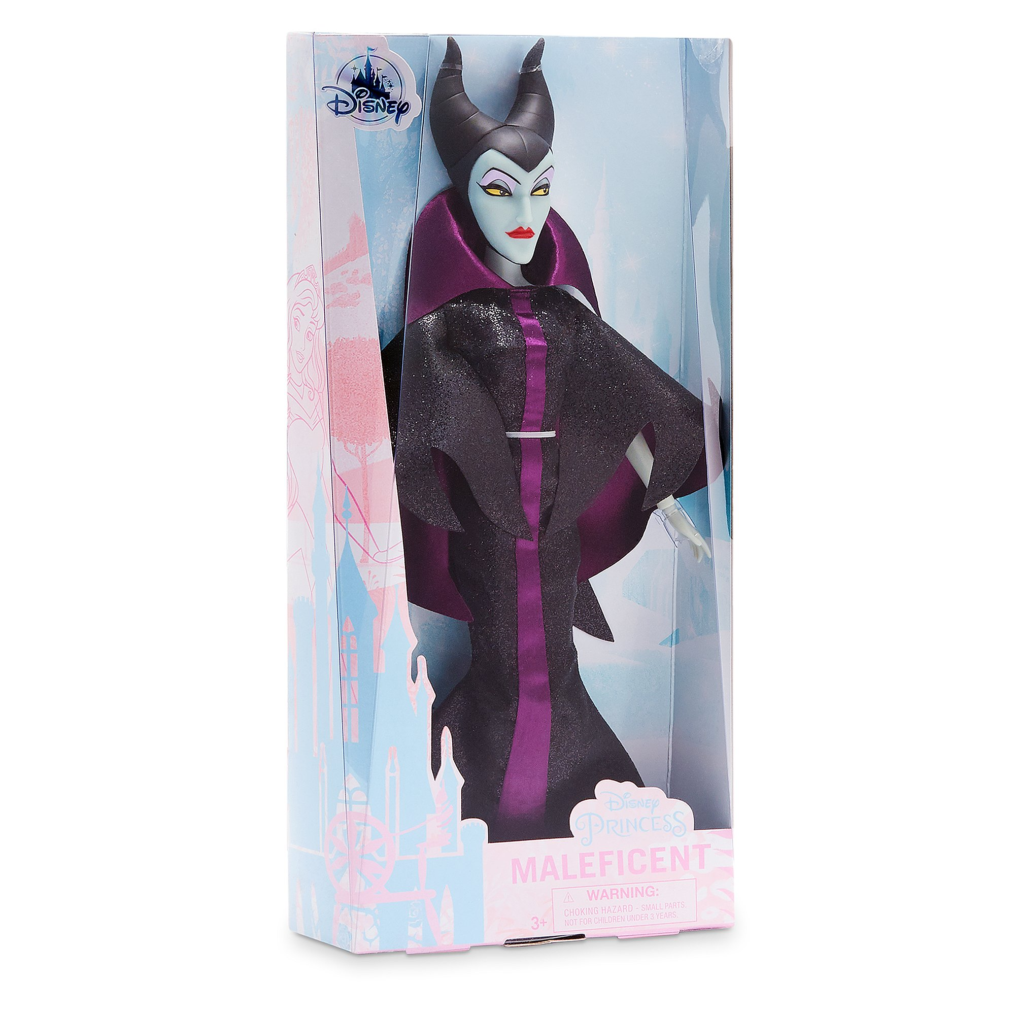 Disney Princess Sleeping Beauty Maleficent Doll Disney Store