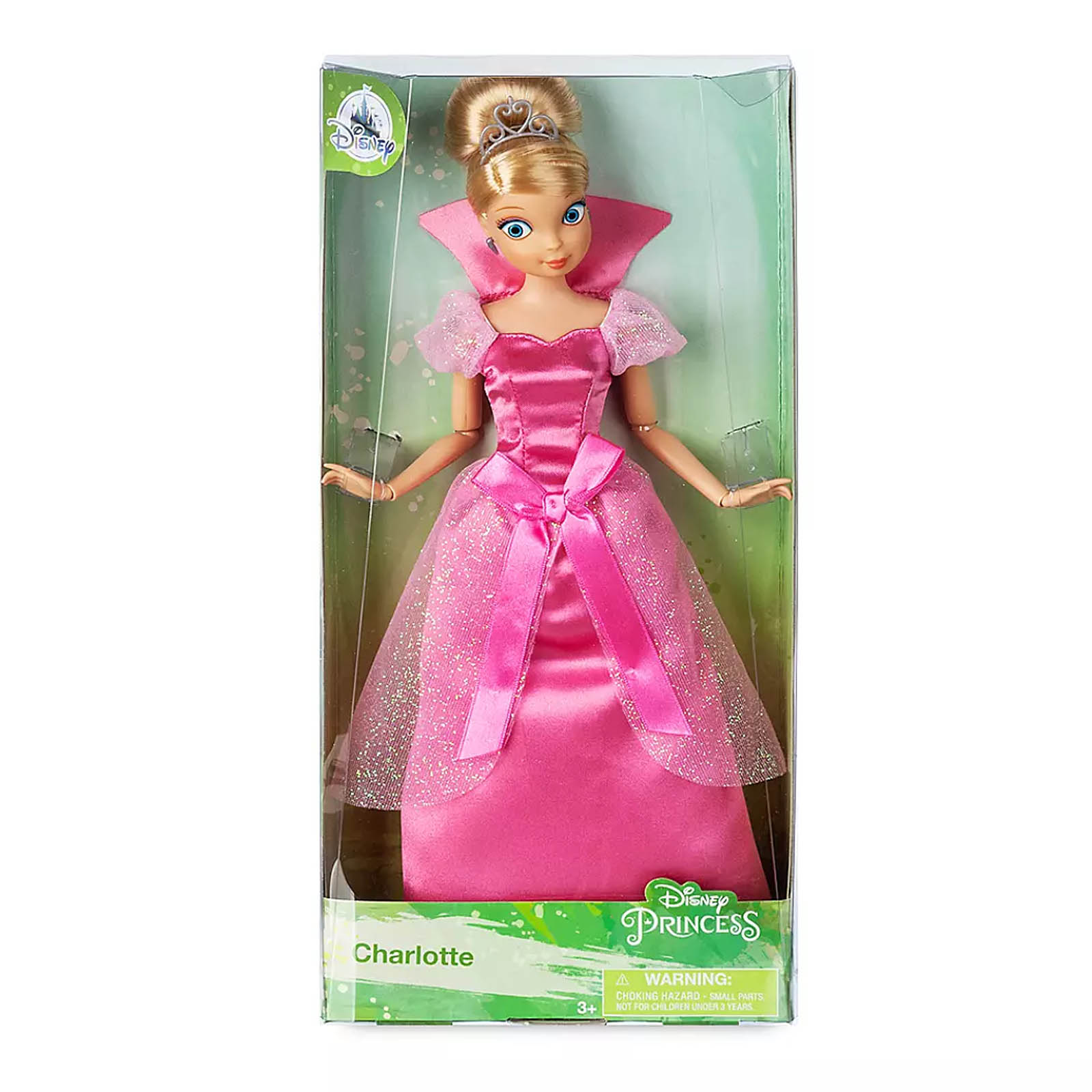 Disney Princess and the Frog Classic Charlotte Doll Disney Store
