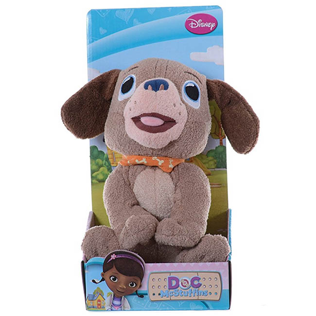 Doc McStuffins Pet Vet Findo Dog Plush Toy