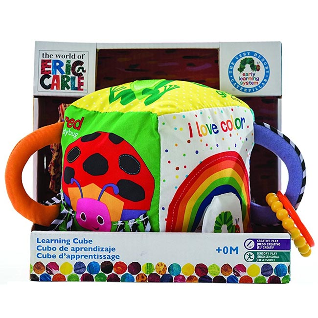 The World of Eric Carle Baby Activity Learning Cube