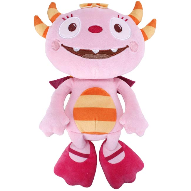 Henry Hugglemonster Summer Plush Toy Doll 25cm