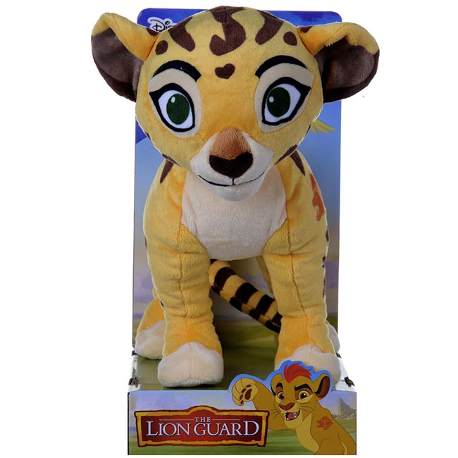 The Lion Guard Fuli the Cheetah Plush Toy 27cm