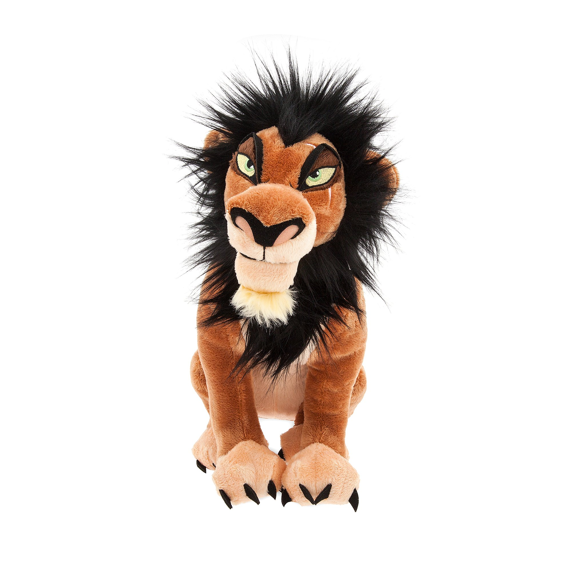 Disney The Lion King Large Plush Scar Soft Toy Disney Store
